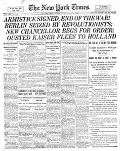 nytimes-page1-11-11-1918-1