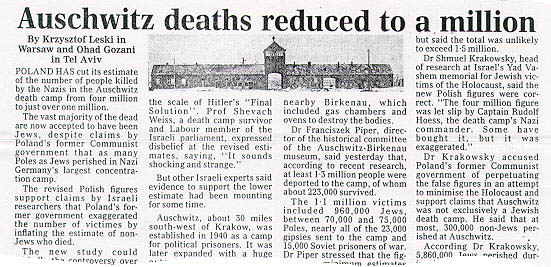 auschwitz_deaths_reduced_to_1million_from_4million