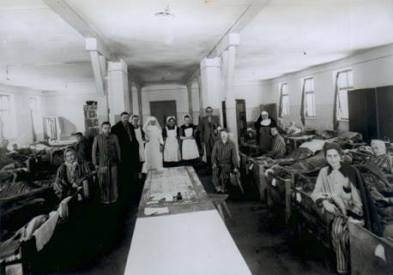 irc-hospital-routine-camp