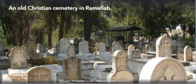 christian-cemetary-ramallah