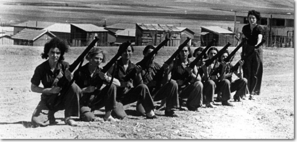 illegal-settlers-being-trained-for-haganah-shadow
