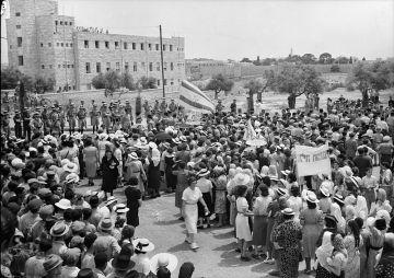 jewish-demonstrations-against-whitepaper-jerusalem-1939