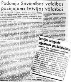 Latvia article, communists riot at Riga