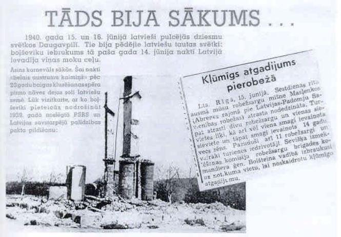 Latvia, Border Guard, article