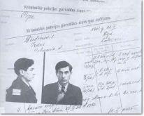 Organiser of Militia, Isak Jewsinskis