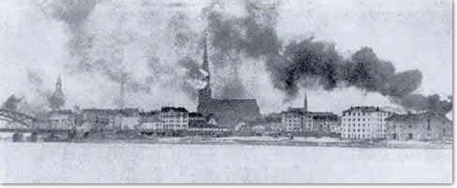 Riga Burns