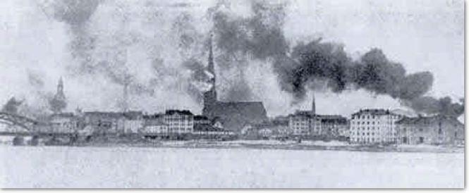 Riga Burns