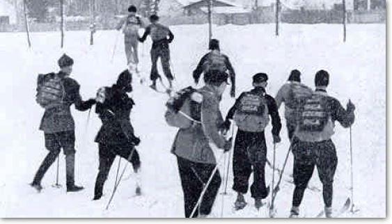 Ski Commandos
