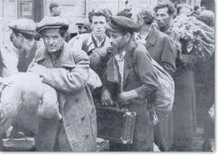 Jews tried to evade